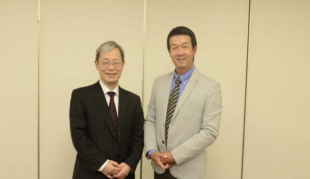 代打の神様 阪神 八木裕さんからインタビューを受けました
